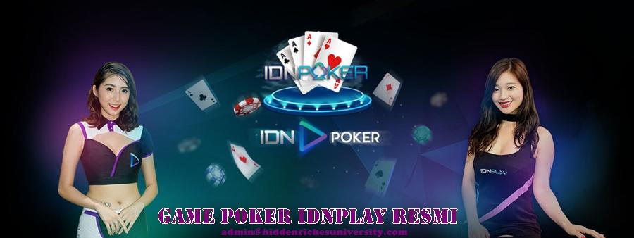 Game Poker IDNPLAY Resmi